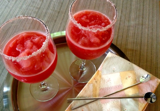 "Refreshing Watermelon Lime ""Margarita"""