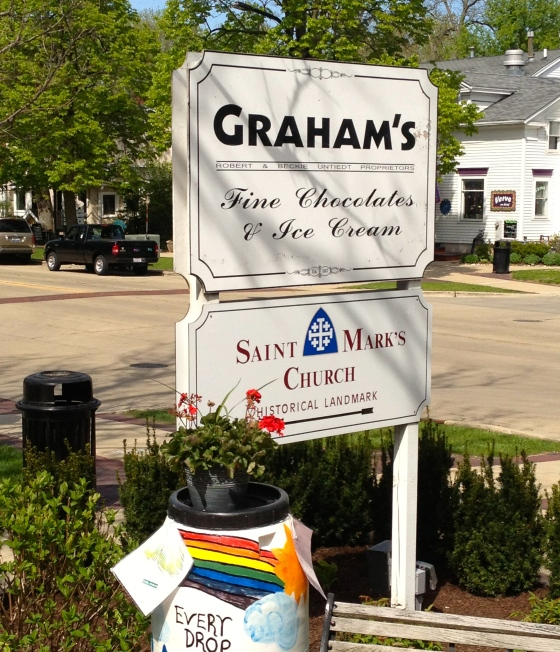 Graham's is a must see in Geneva