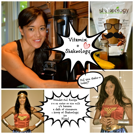 Surprise…my Shakeology contest submission!