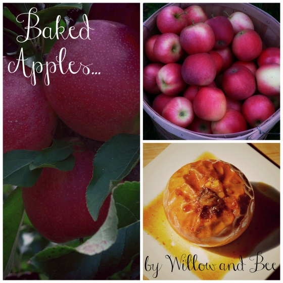 Simple Baked Apple Recipe